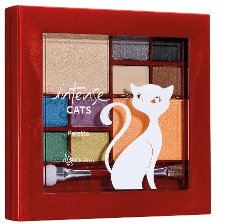 Pallete Look Cat You - R$53,54